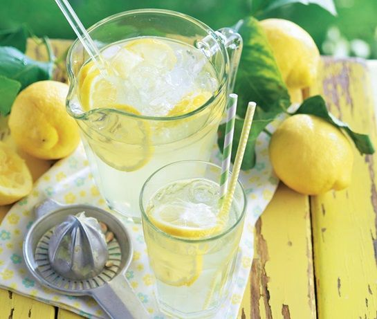 Homemade lemonade | Recipe | Homemade lemonade, Food ...