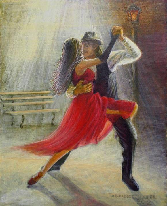 последний месяц открытки танец для двоих небольшой склон котором
