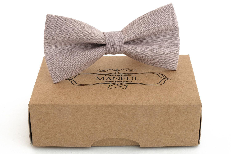 Kekse Farbe Hochzeit Krawatte Leinen Krawatte Trauzeugen Krawatte Rosa Grau Krawatte Fliege Rosa Grau Fliege Fur Manner Rosa Grau Graue Fliege Und Leinen