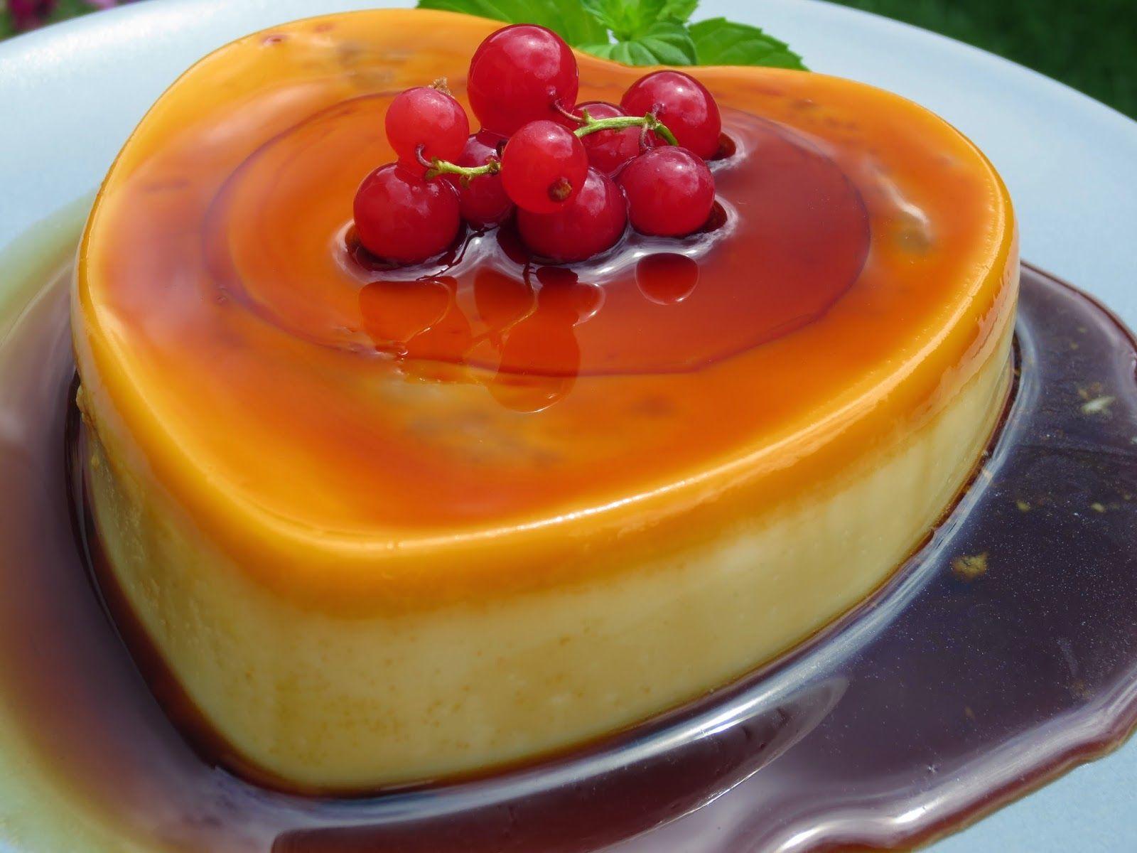 Tarta Flan De Queso Al Caramelo Thermomix Con Imagenes Flan De