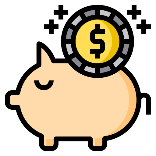 Piggy Bank Free Vector Icons Designed By Phatplus Icon Vector Icon Design Vector Free