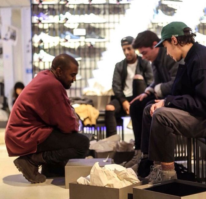 yeezy boost london