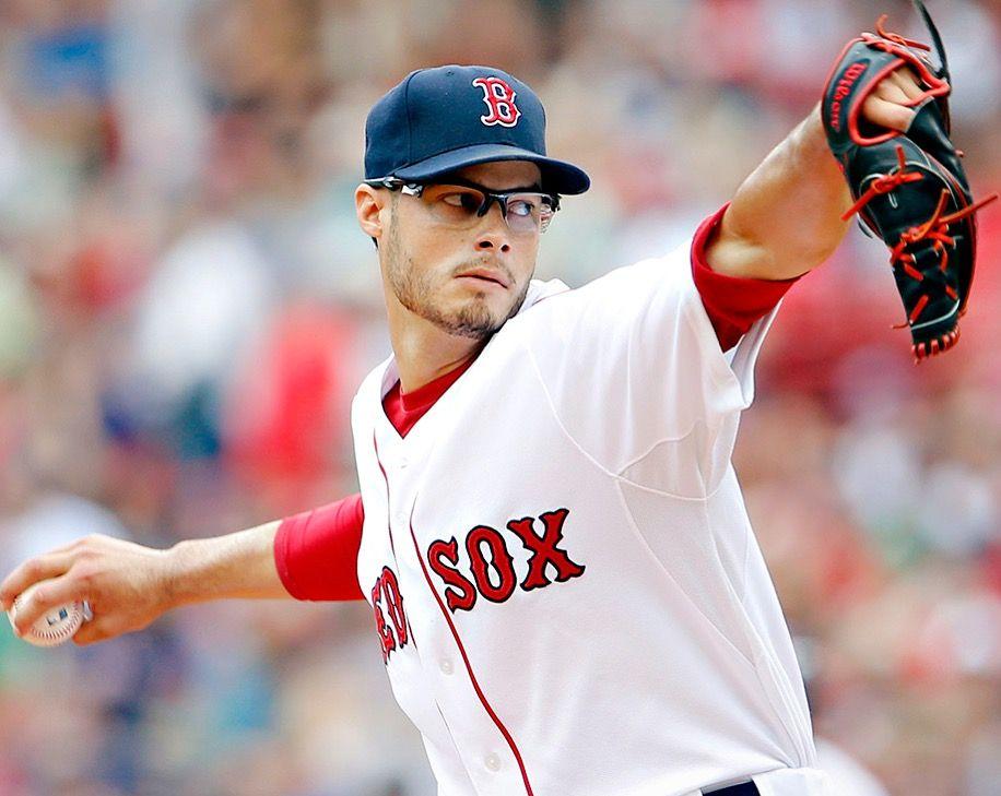 cb91e640c9da Joe Kelly, of the Boston Red Sox, gets his prescription baseball sunglasses  and glasses from SportRx!