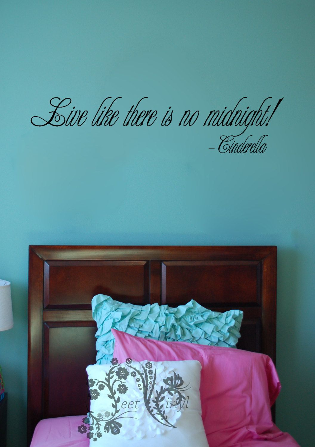 Live Like There Is No Midnight Wall Decals Wall Decal Wall