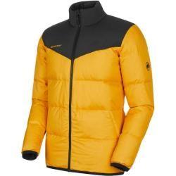 Photo of Casaco reversível para baixo Mammut para homem Whitehorn In Jacket, tamanho M em amarelo / preto, tamanho M em amarelo / S