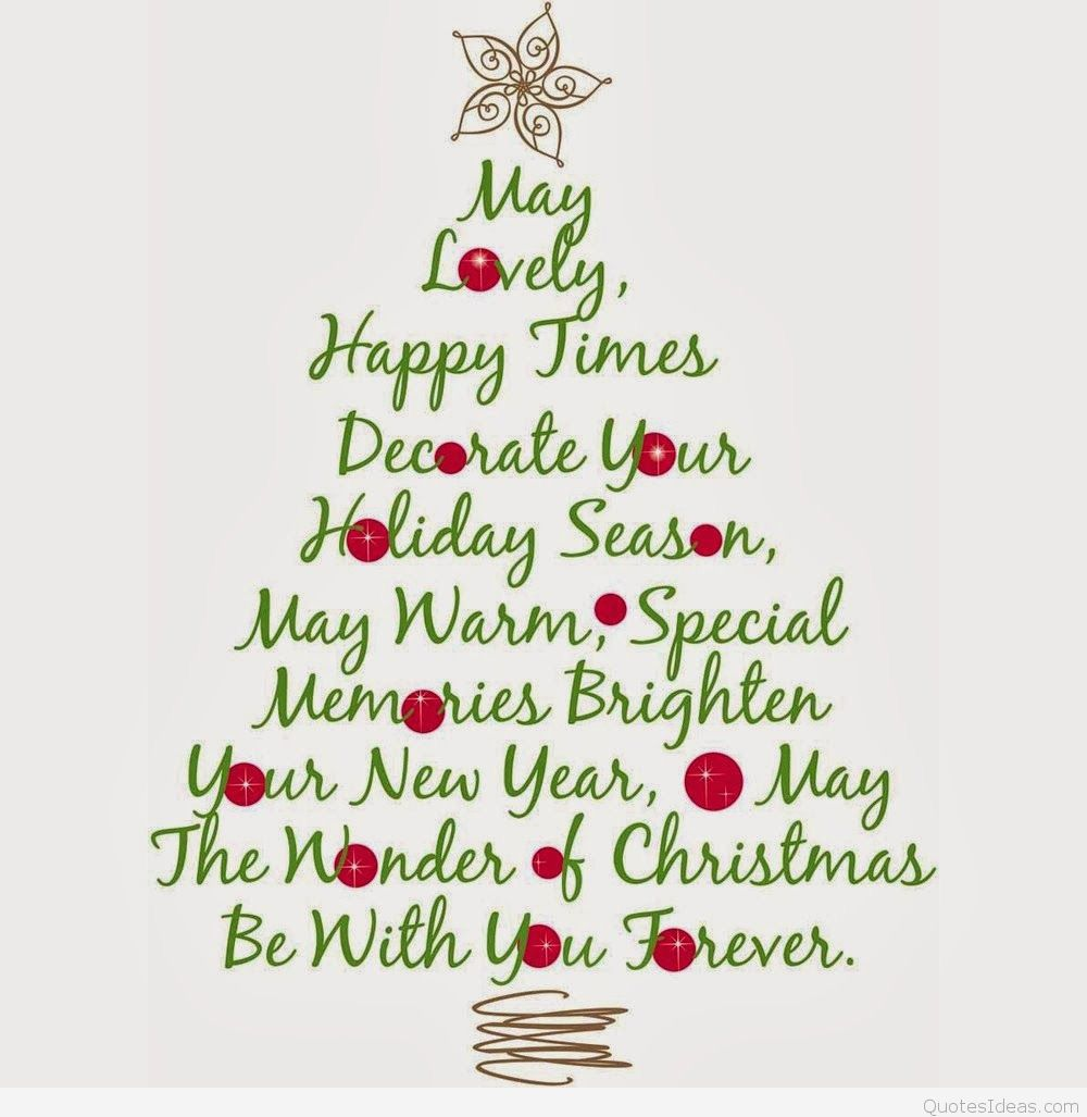 3+ Inspiring Christmas Images with Quotes - Some Events