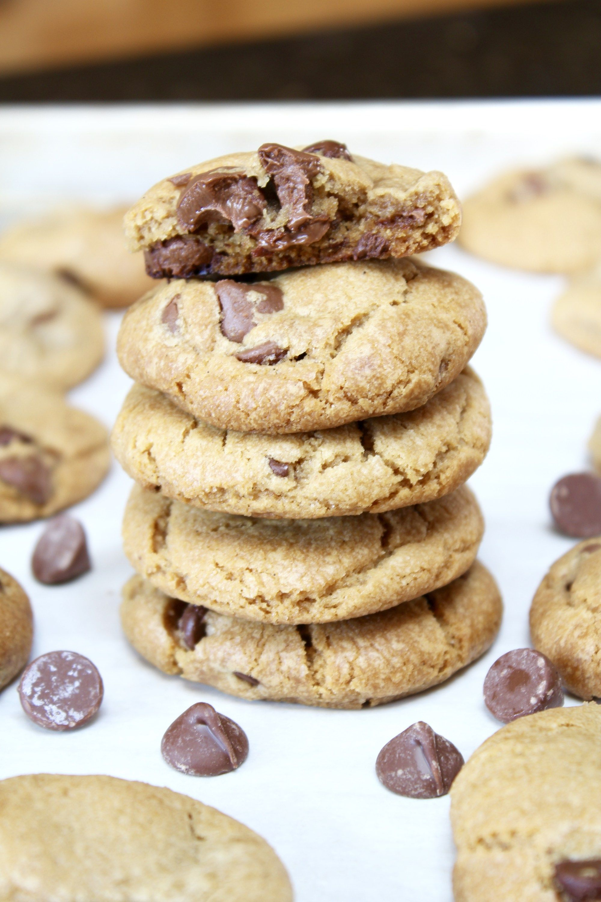 Photo of Biscoff Chocolate Chip Cookies – Kate's Sweets