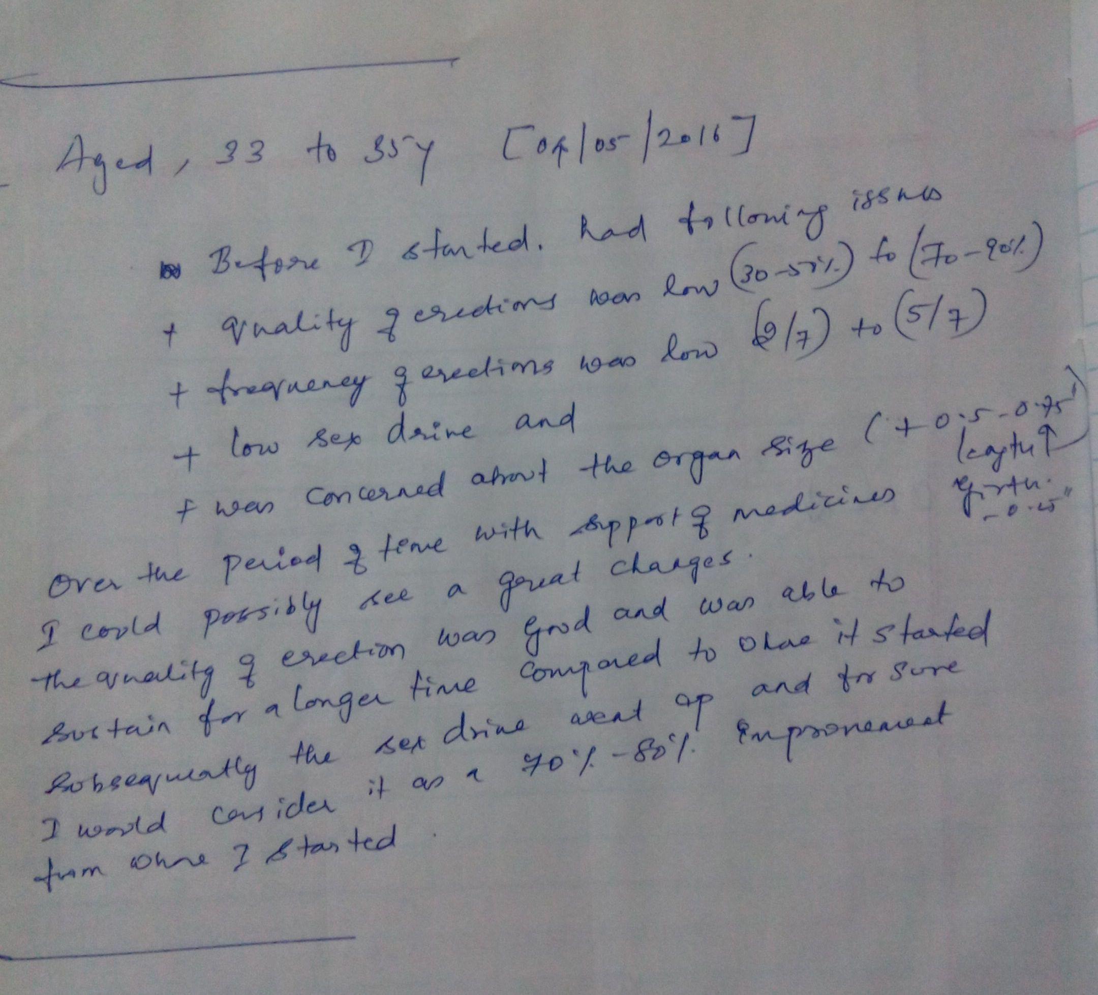 doctor testimonial 1 ologist in Coimbatore