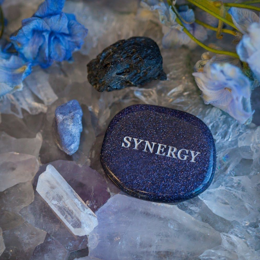 November Gem Wise Kit: Synergy 12 crystals of ascension and