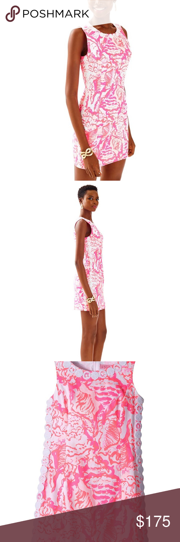 Lilly Pulitzer Mila Shift Dress Boutique