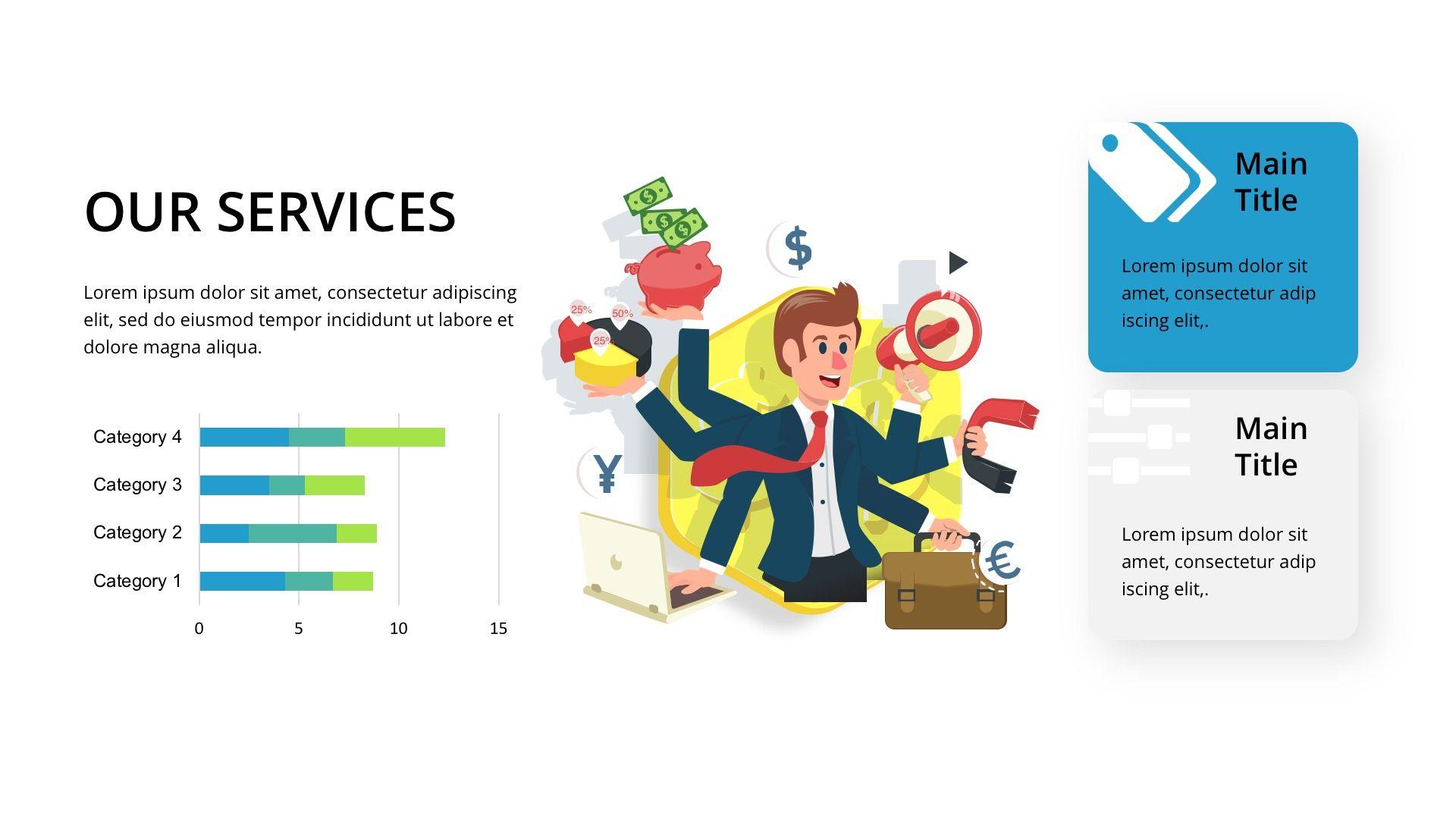Business Enterprise Powerpoint Template #Enterprise, #Business ...