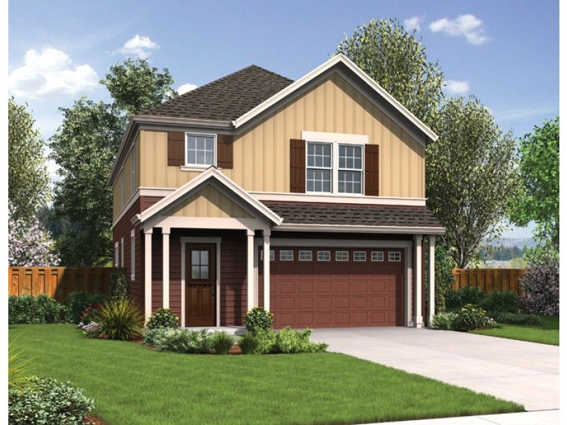 Traditional Style House Plan 4 Beds 2 5 Baths 2047 Sq Ft Plan 48 912 House Plans Traditional House Plans Craftsman House Plan
