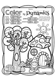 activities - Coloring Activity Sheets