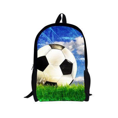 Personalised Boys Football Pencil Case Bag School Kids New