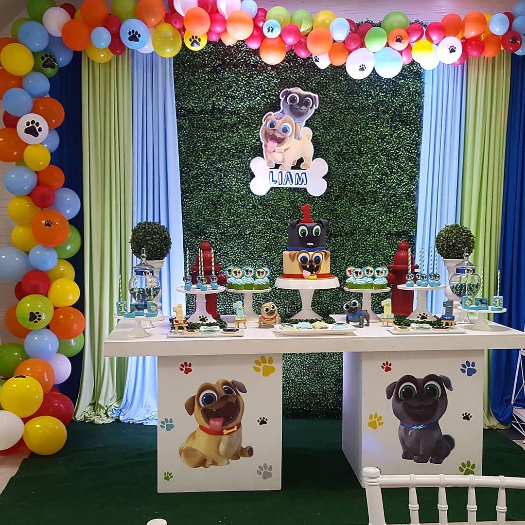 Disney Puppy Dog Pals Birthday Decorations  from i.pinimg.com