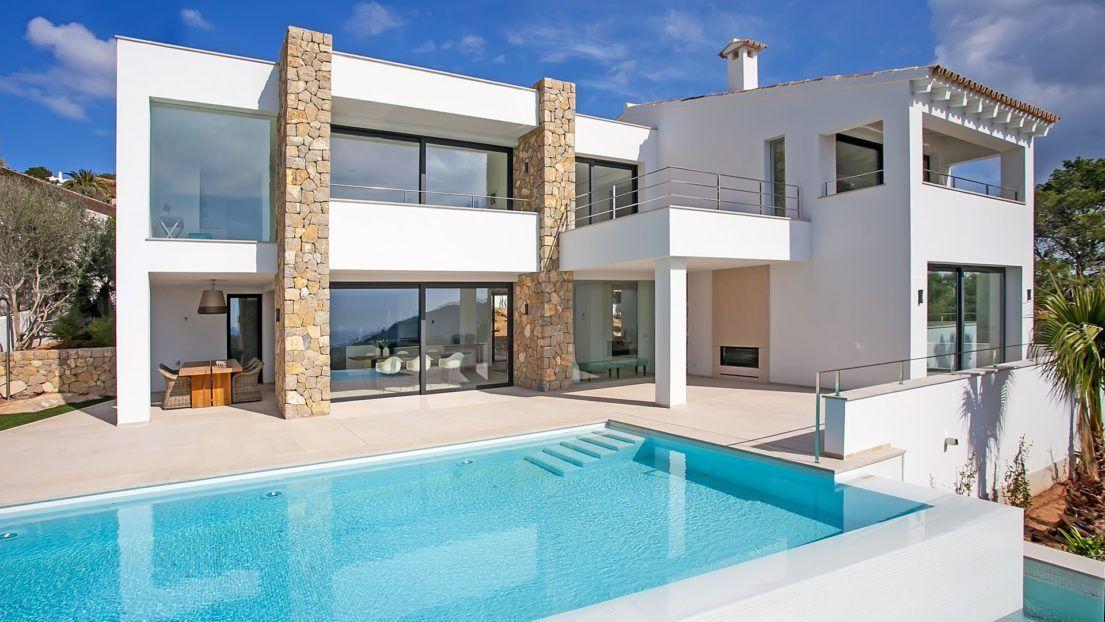 Modern style villa in Port Andratx Exklusiv Konzept