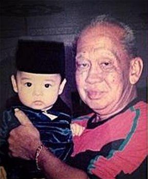 Ini Dia Tengku Hassanal, Pewaris Takhta Kesultanan