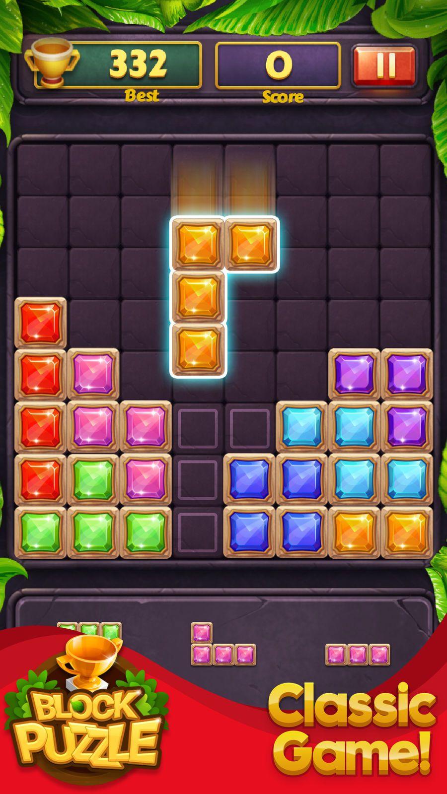 Block Puzzle Jewel Legend GamesYuliangTriviaios