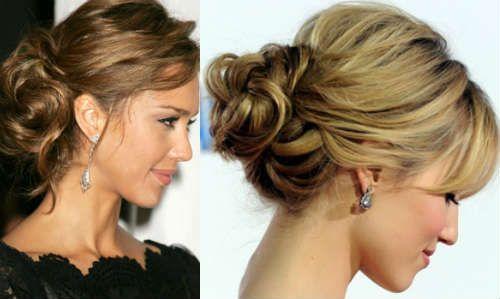 Прическа гулька на длинные и средние волосы - Твои локоны 44