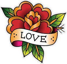 Photo of Old school tattoo flower – #de #flor #image #Resultado #sc …