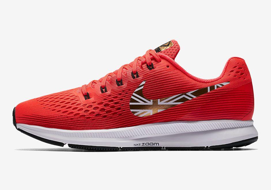 Nike Zoom Pegasus 34 Mo Farah