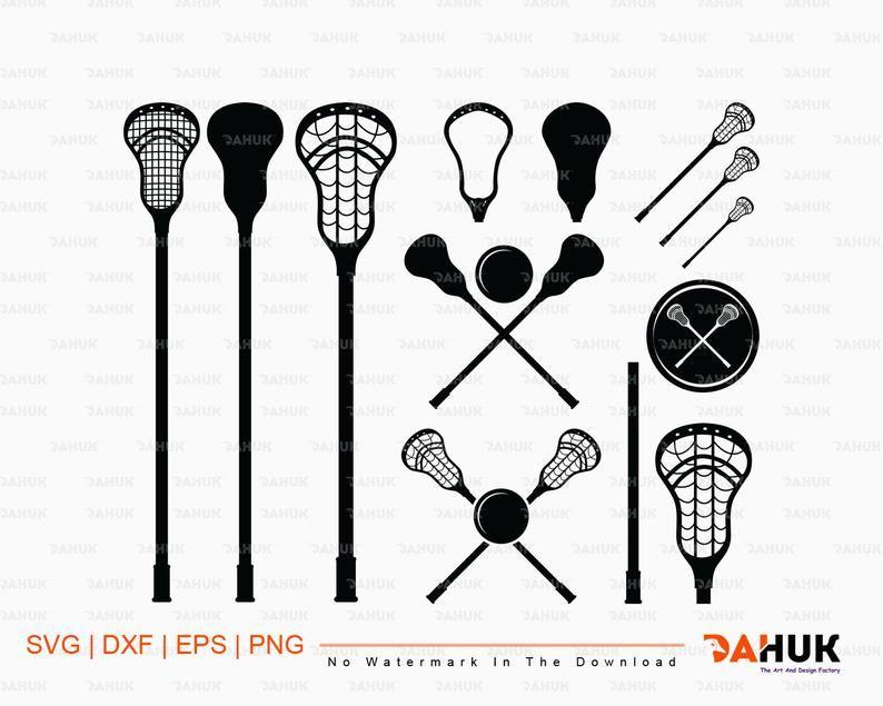 41+ Lacrosse stick clipart free info