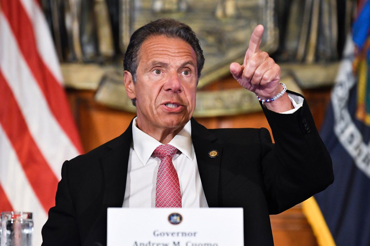 Andrew Cuomo To Sign Package Of Expedited Police Reform Bills Https Nypost Com 2020 06 12 Cuomo To Sign 10 Bi In 2020 Black Lives Matter Movement Reform Andrew Cuomo