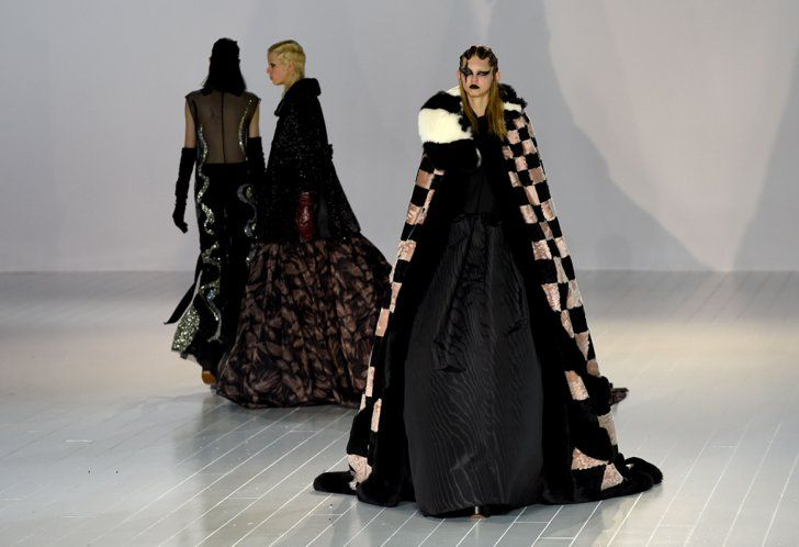 Pin for Later: Seht alle Highlights der Marc Jacobs Modenschau