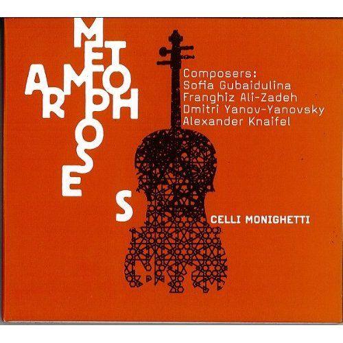 Celli Monighetti Octet - Metamorphoses