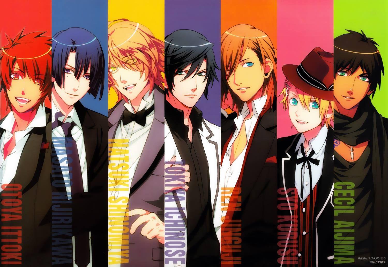 Uta No Prince Sama Yes I M A Nerd The Only Boy Band I Like Lol