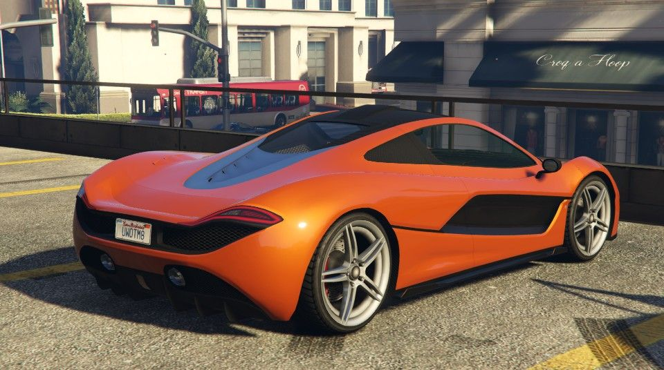 Gta Cars Special Meet The Best Cars Of Grand Theft Auto V