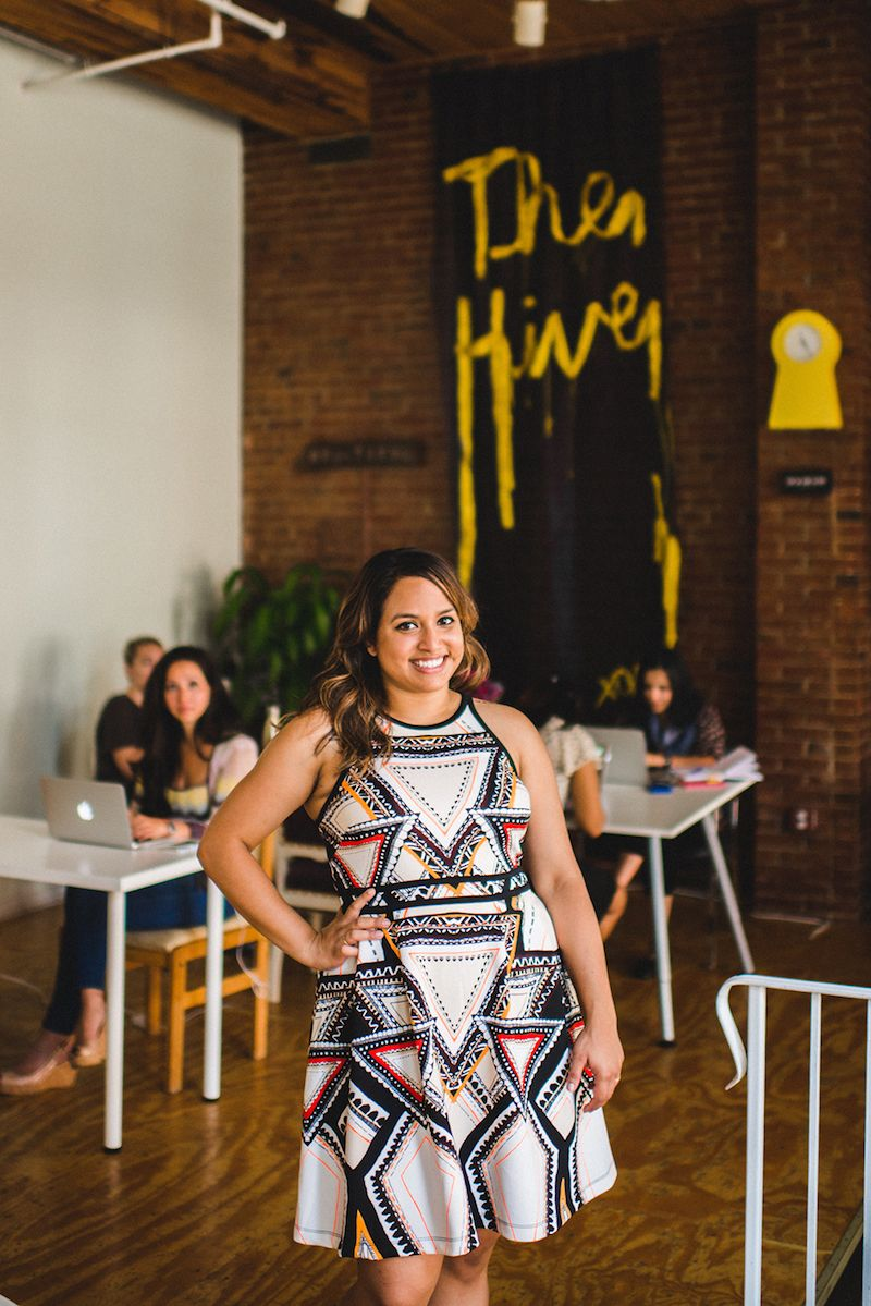 Launching a Female Co-Working Space with Melissa Alam of The Hive | The Everygirl