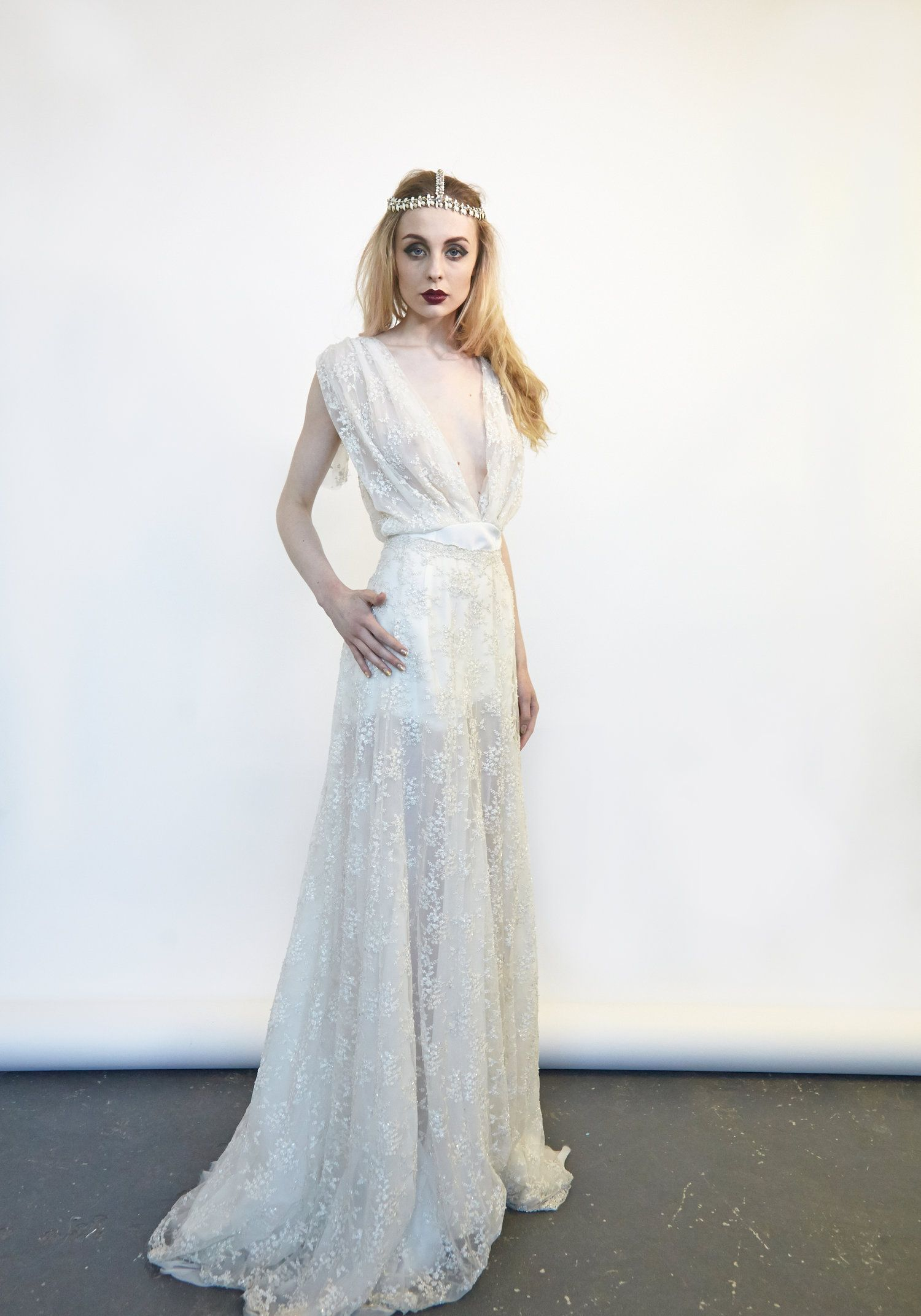 Add on sleeves for wedding dresses  VJVELVETEENg  Dream Wedding Dresses  Pinterest  Dream