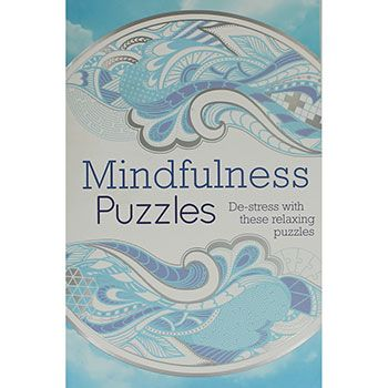 Mindfulness Puzzles By Arcturus Publishing