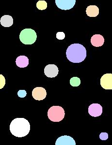 Polka Dots In Pastel Colors Md Png Polka Dot Background Polka Dots Pastel Colors