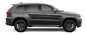 2019 Jeep Grand Cherokee Overview Modelizer Side Profile High