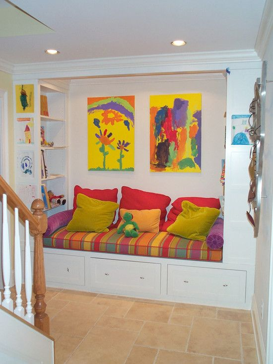 basement ideas for kids. Kid S Basement Space  Reading Nook Traditional Kids Atlanta By Soorikian Architecture Kids Design Pictures Remodel Decor And Ideas Page 17 Houses