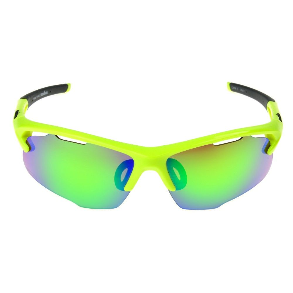 8328aa173dba These Ironman Ironflex Polarized Semi-Rimless Blade Sport Sunglasses are  perfect for anyone on the go. These glasses are perfect to wear if you're  going on ...