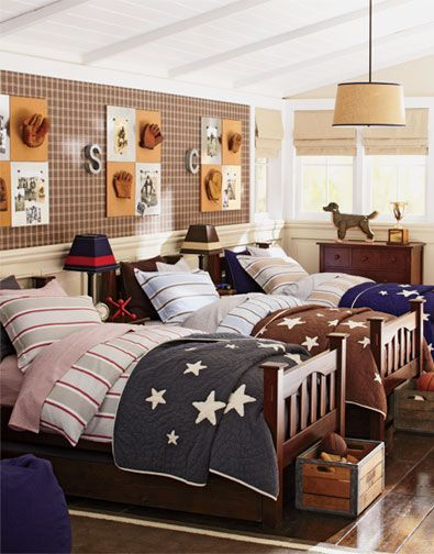 One day this is what i would love to have a room for for Boys loft bedroom ideas
