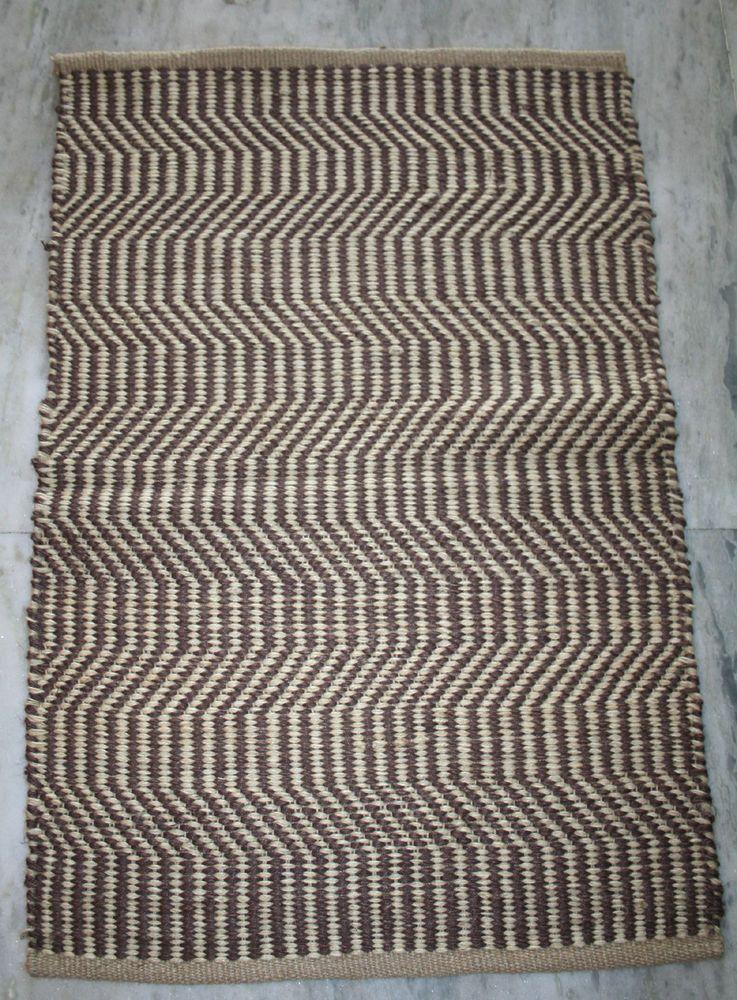 100 Jute Handmade Indian Outdoor Mat Welcome Mat Outside Door Mat Bath Mat Rugs Jute Rug Floor Rugs Rugs