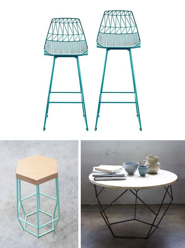 bar stool from bend, timber bar stool from woodsmithe, origami