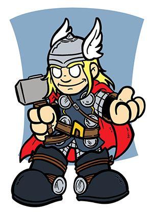 Thor New Mini by TheRealJoshLyman