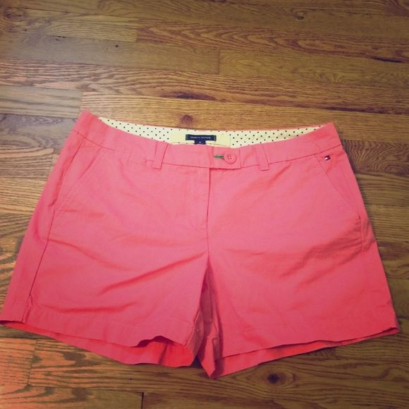 Tommy Hilfiger peach shorts Tommy Hilfiger peach shorts Tommy Hilfiger Shorts