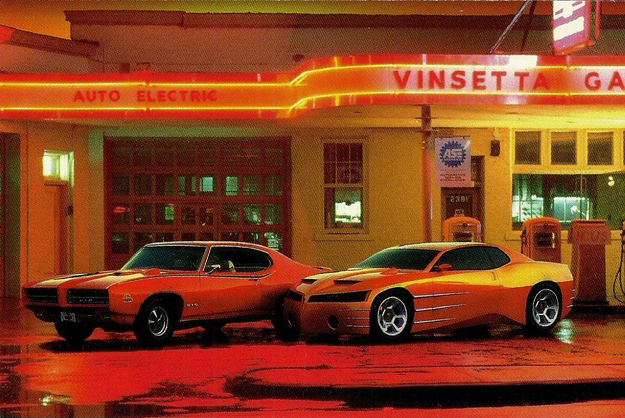 Pontiac Gto Concept Pontiac Fever Pinterest Pontiac