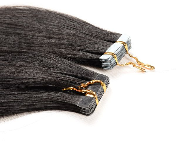 Pu tape skin weft virgin human hair extension 20 pieces hair pu tape skin weft virgin human hair extension 20 pieces pmusecretfo Image collections