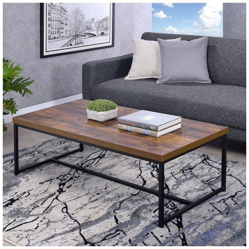 Best Oakgrove Coffee Table In 2020 Coffee Table Metal Frame 640 x 480