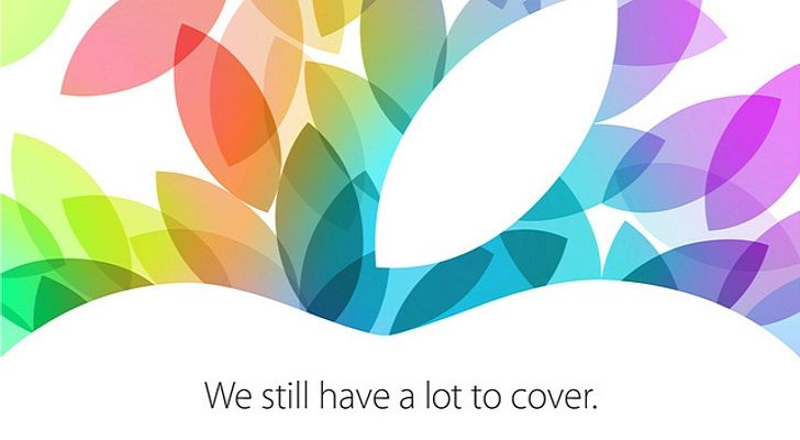 New iPad Air, New iPad Mini with Retina screen and more. Check out this article for a great summary of Apple's newest software and hardware announcements!