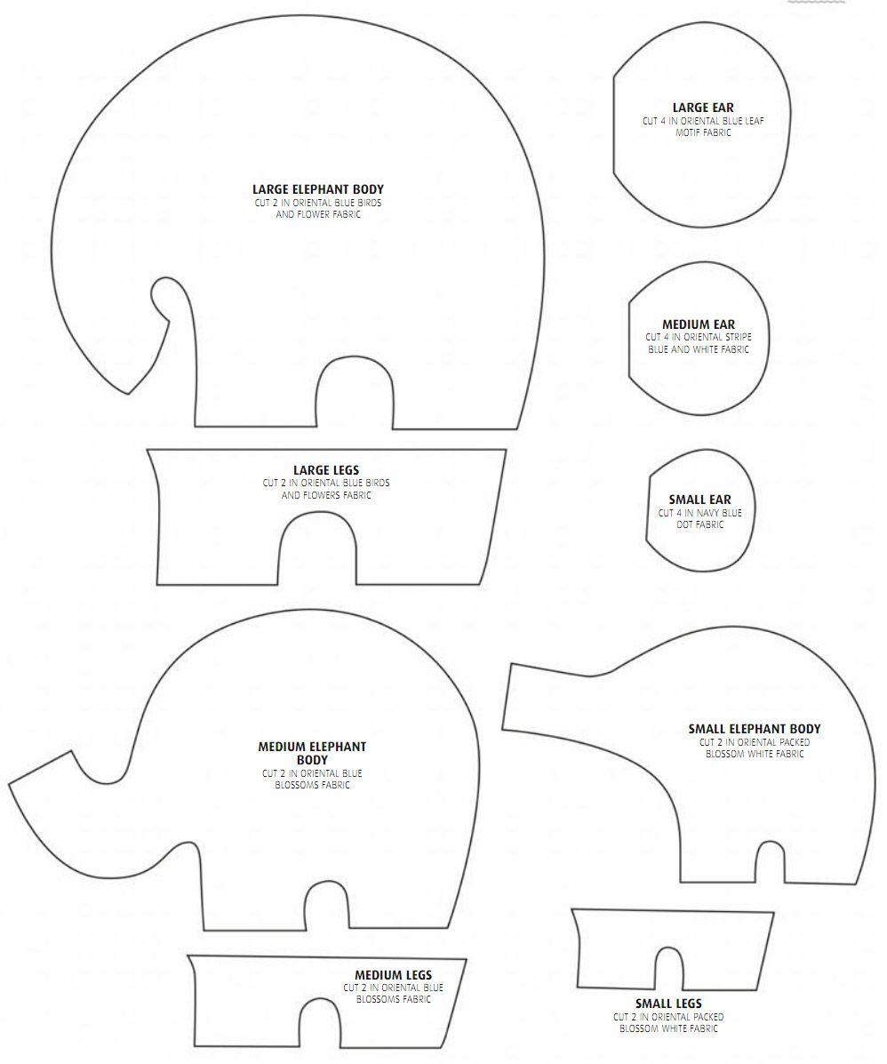 How to make the elephants