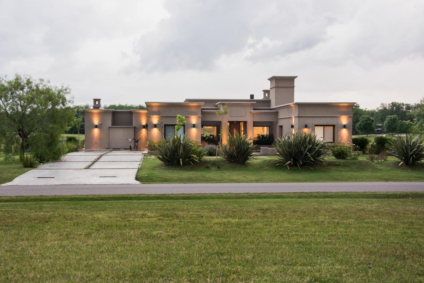 Galeria fotos clari clari arquitectos casa estancias for Portal de arquitectos casa de campo