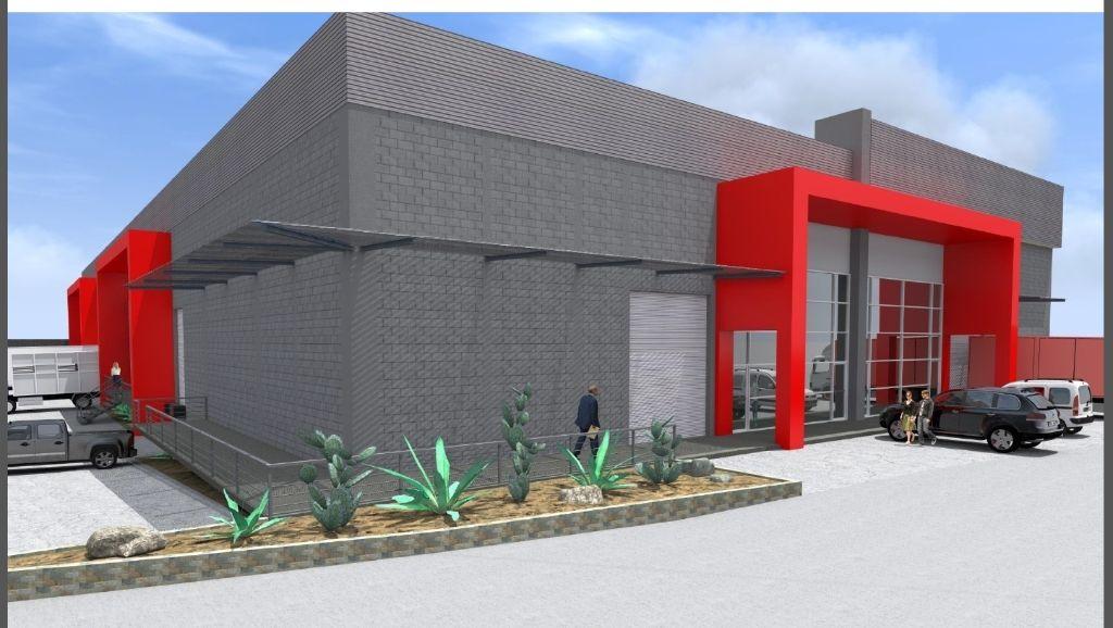 Nuevas bodegas bodega industrial en renta en pueblo el for Bodegas de jardin chile